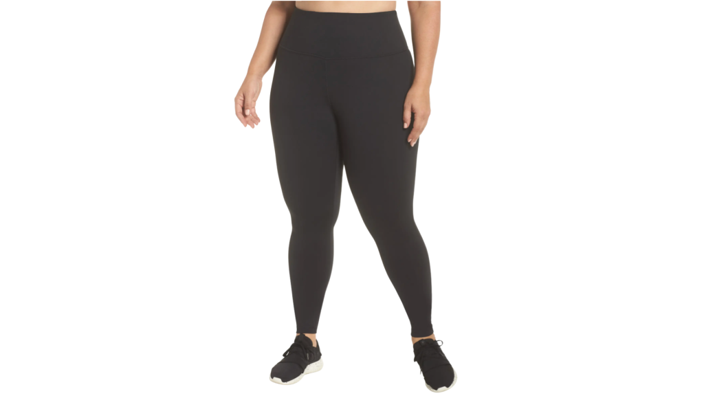 Zella best plus size leggings with pockets