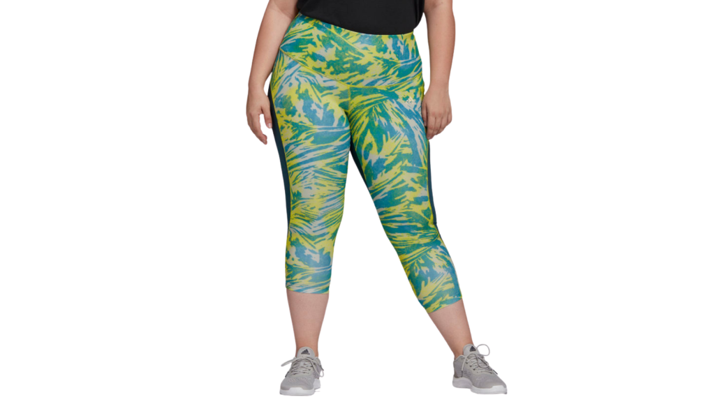 Adidas best plus size leggings with pockets