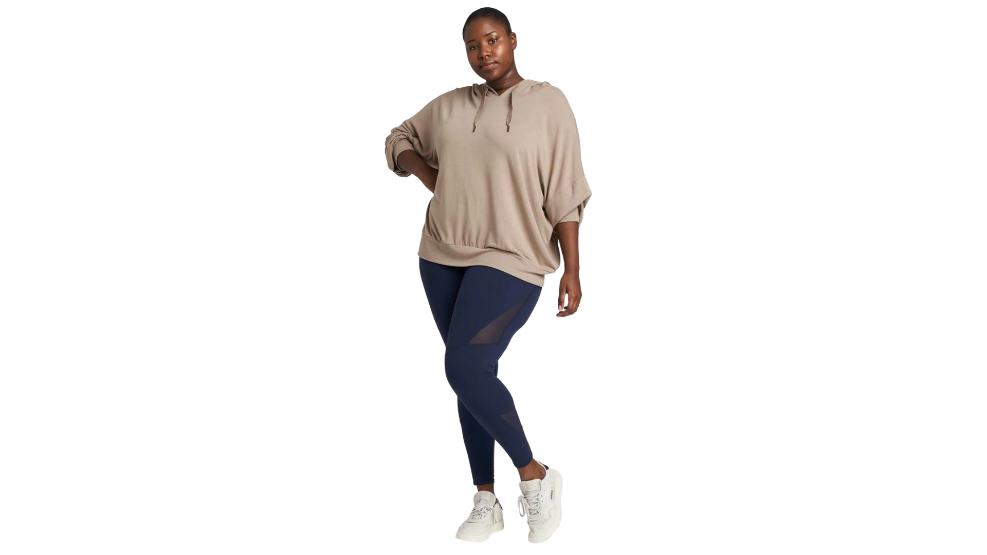 Universal Standard best plus size leggings with pockets