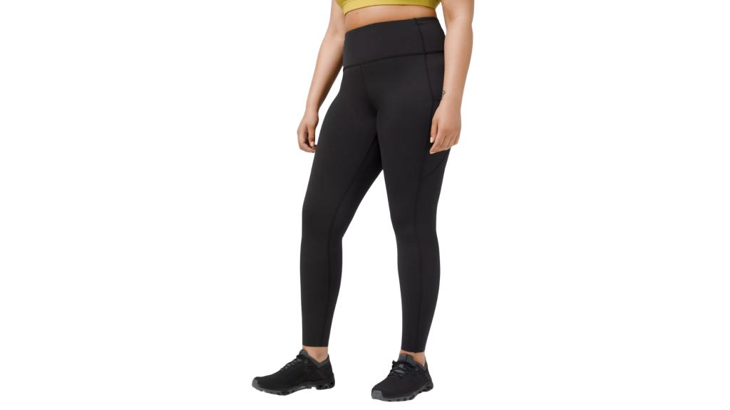 Lululemon best plus size leggings with pockets