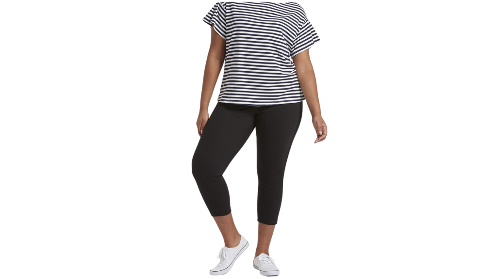 No Nonsense best plus size leggings with pockets