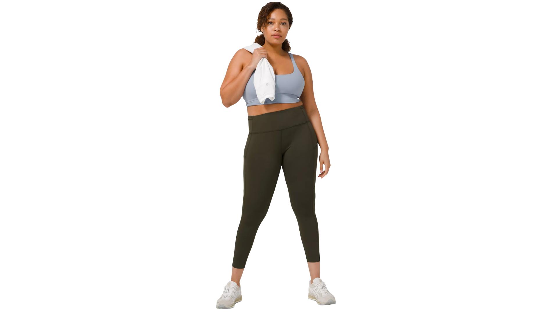 Lululemon best plus size leggings with pockets