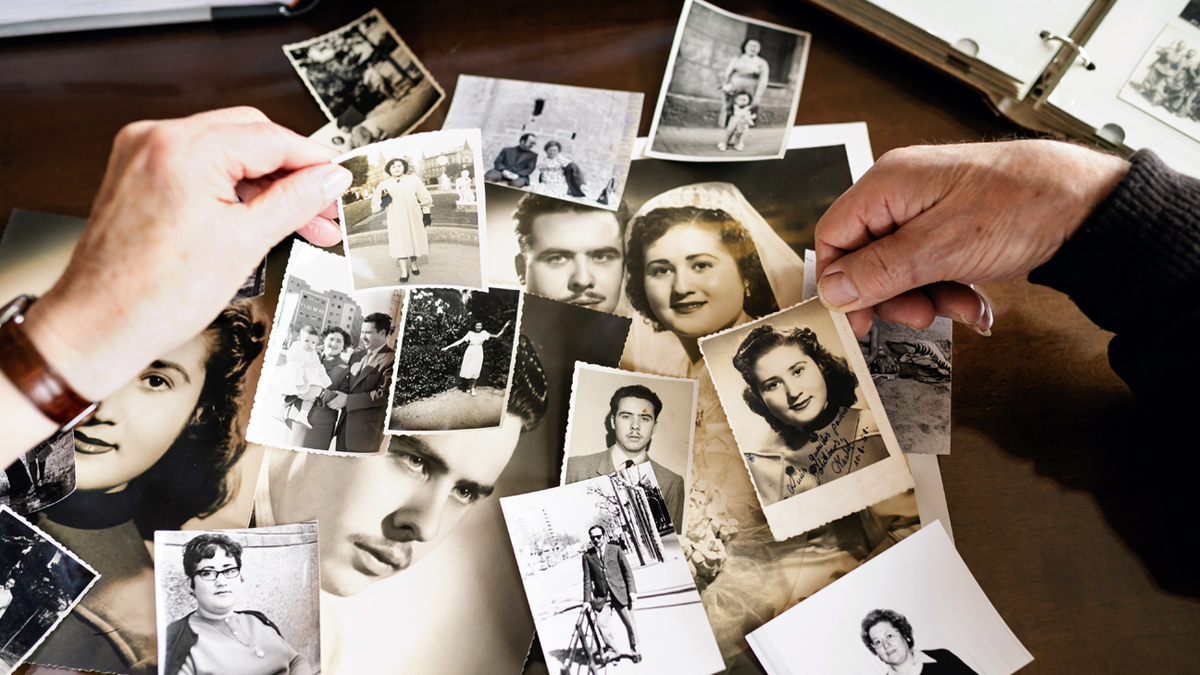You Can Bring Old Family Photos to Life in Seconds With This Impressive New Technology