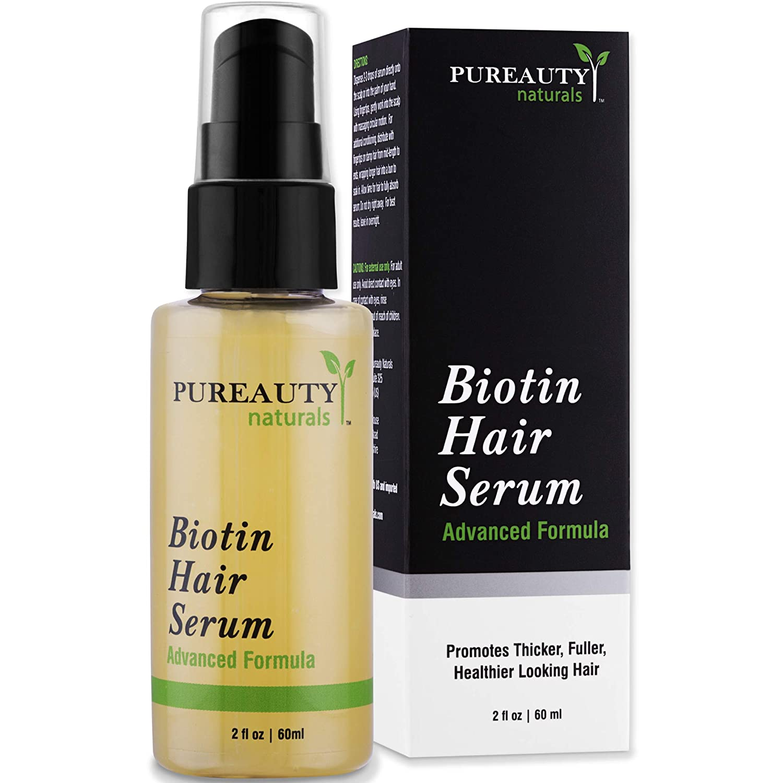Pureauty Biotin Hair Growth Serum