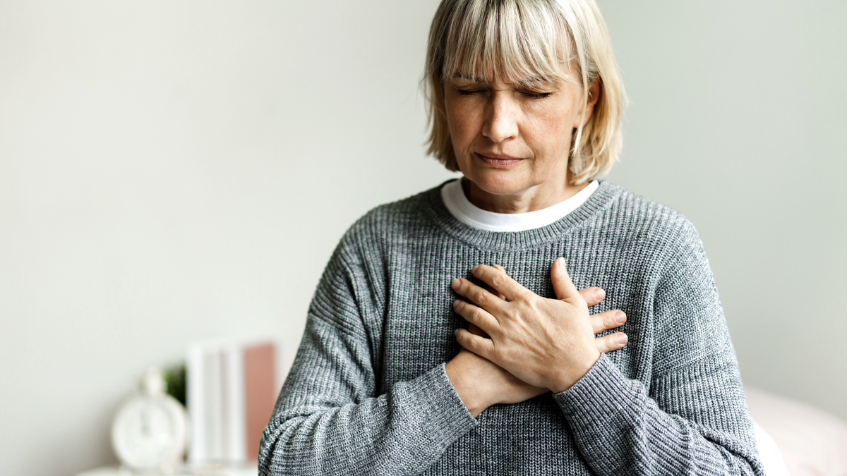 Your Acid Reflux Might Be Something Else Entirely — And You Can Treat It Without Meds
