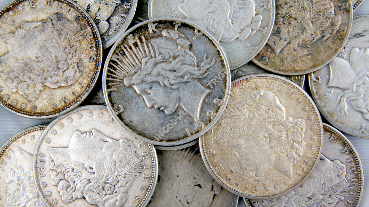How Much Are Silver Dollars Worth? This One Could Score You $132,000