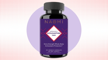 NAOMI astaxanthin supplement
