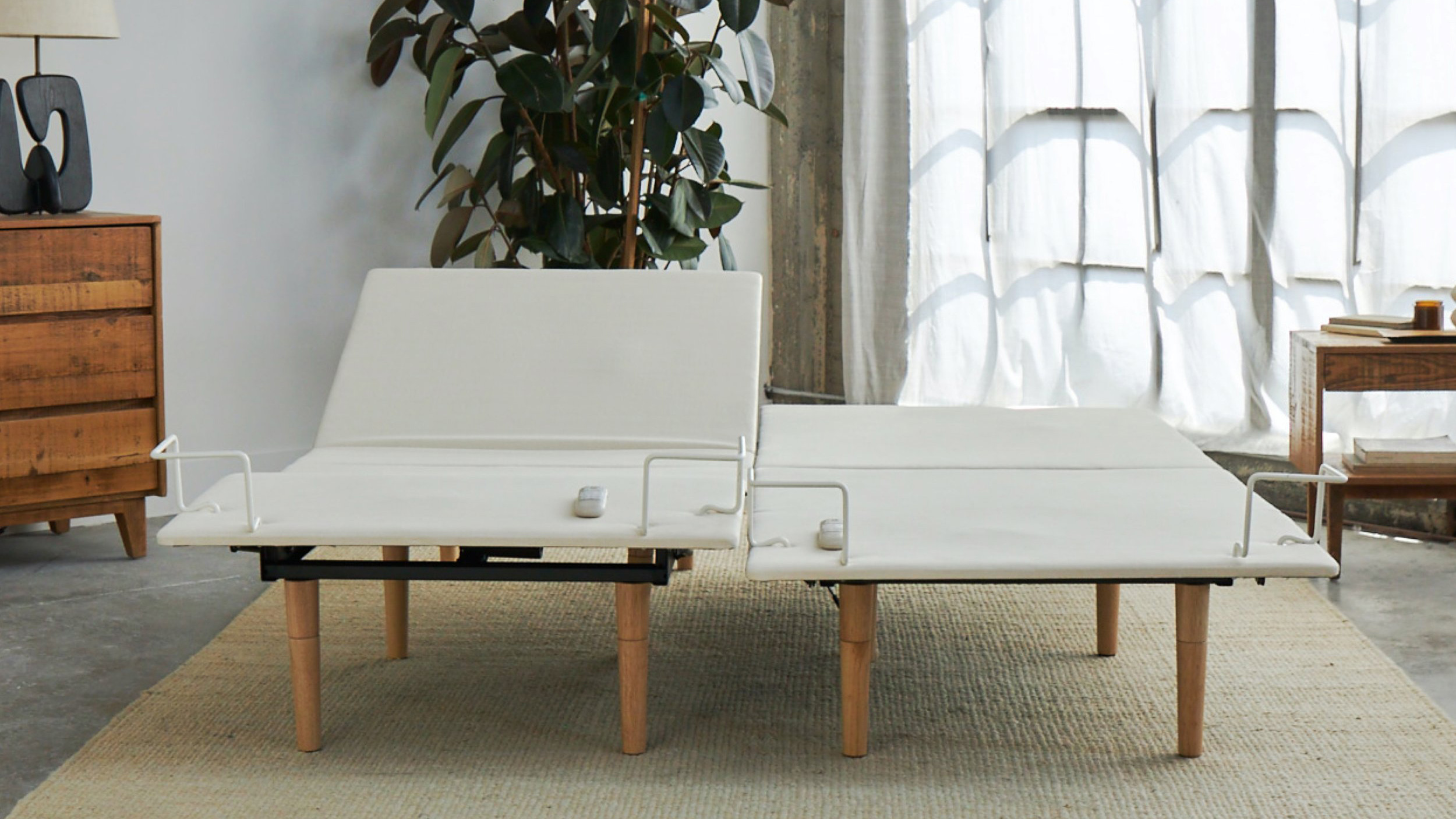 Avocado Green Mattress Eco Adjustable Base Bed Frame