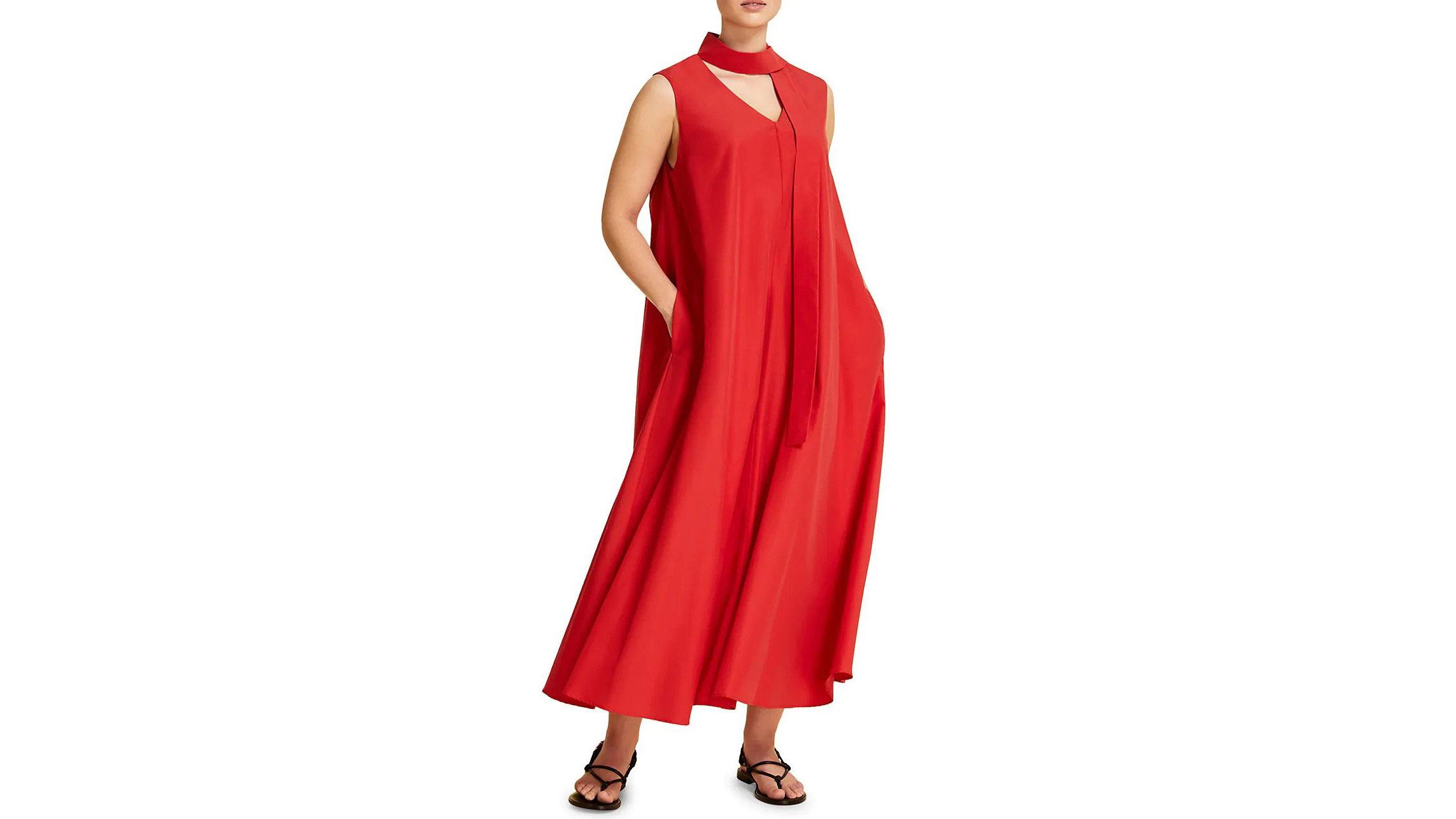 Marina Rinaldi Maxi Shift Dress