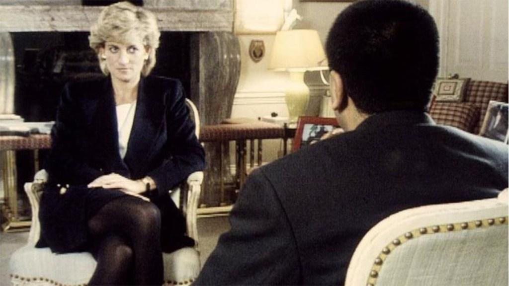 Princess Diana's 1995 BBC Interview