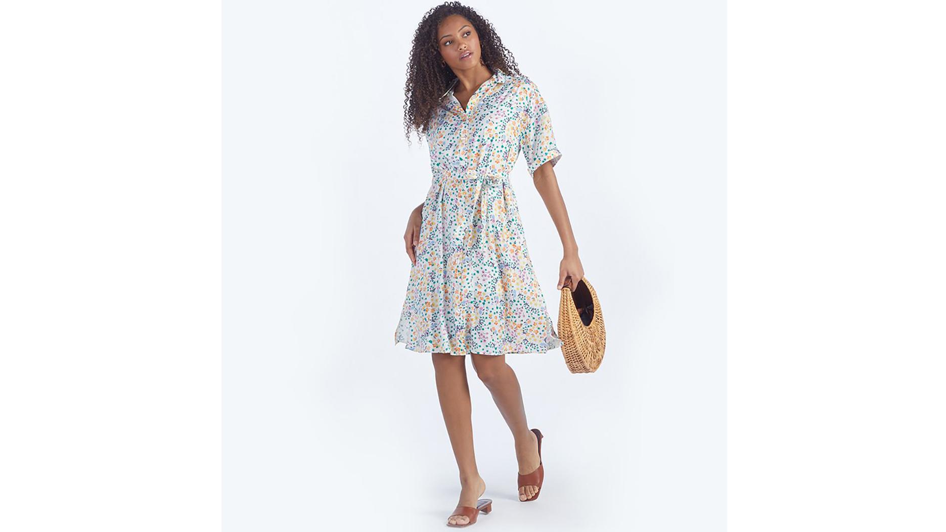 SummerSalt Do It All Shirtdress