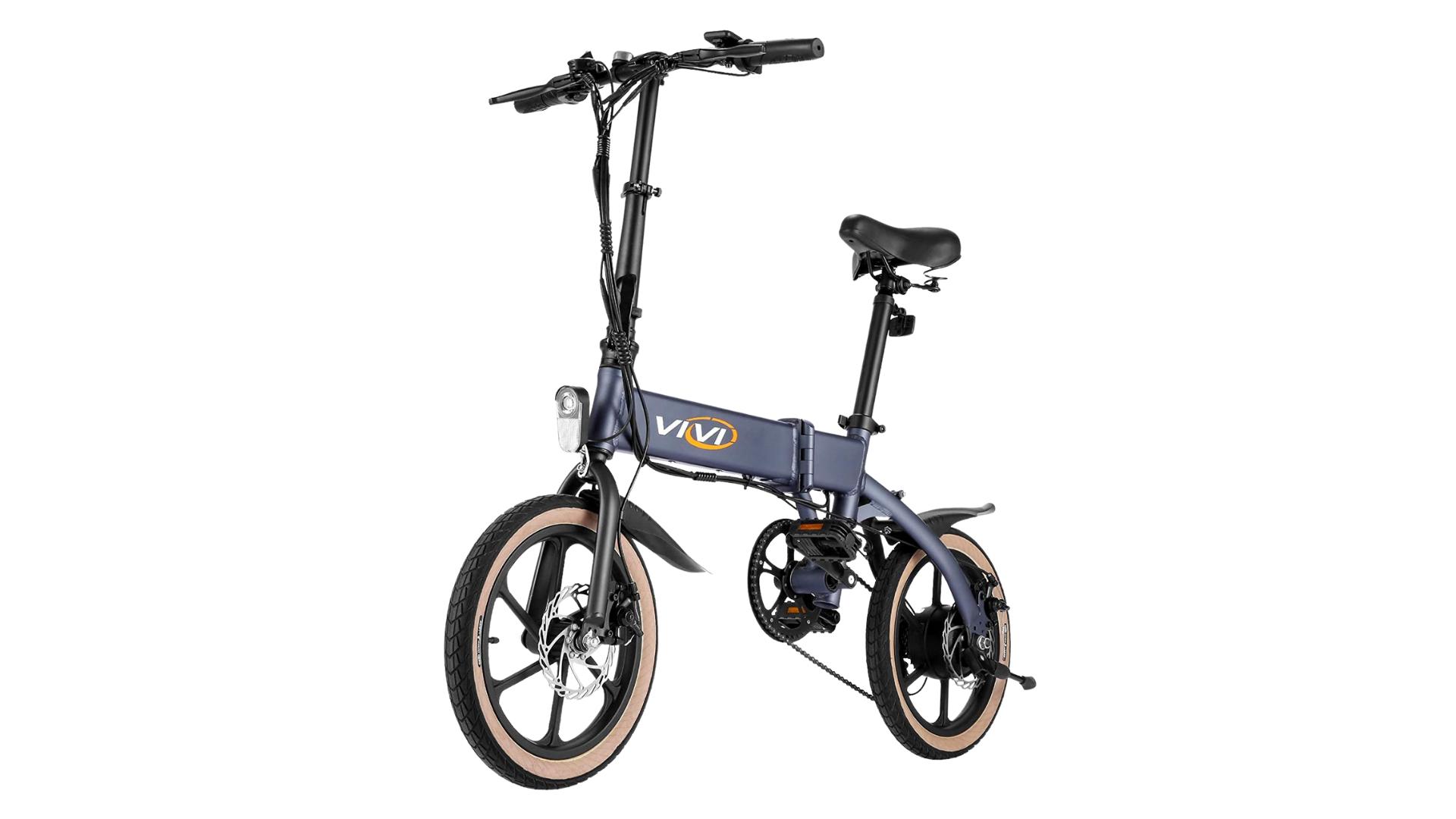 vivi folding ebike best electric bikes for women