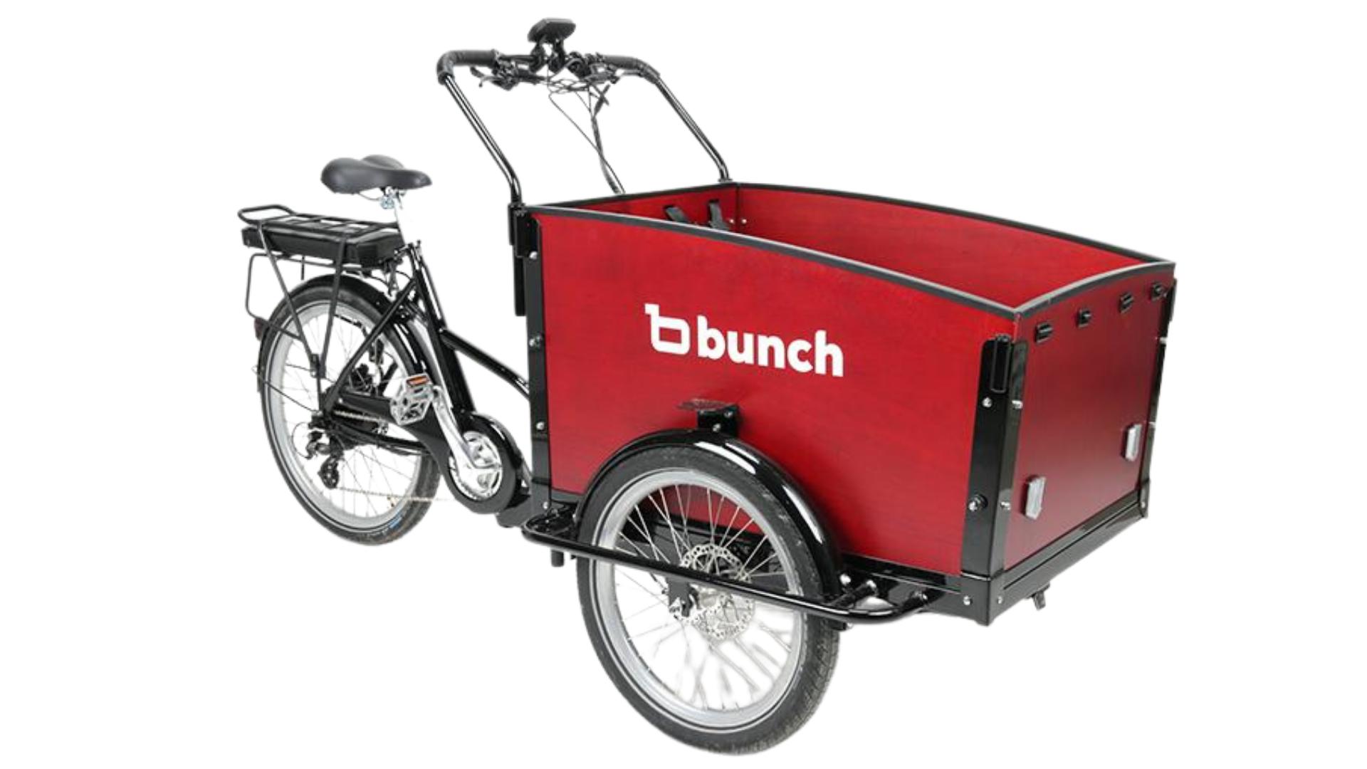 bunch cargo ebike best electric bikes for women