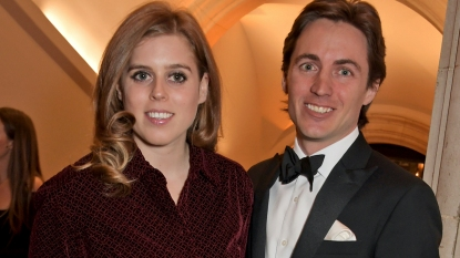Princess Beatrice and her husband