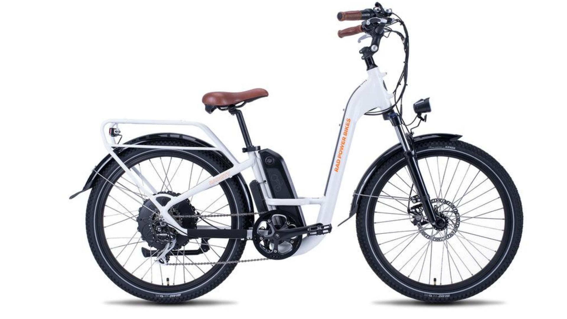 radcity stepthru best electric bikes for women