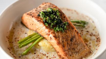 salmon-white-albumin