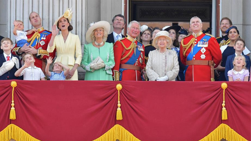 Trooping The Color