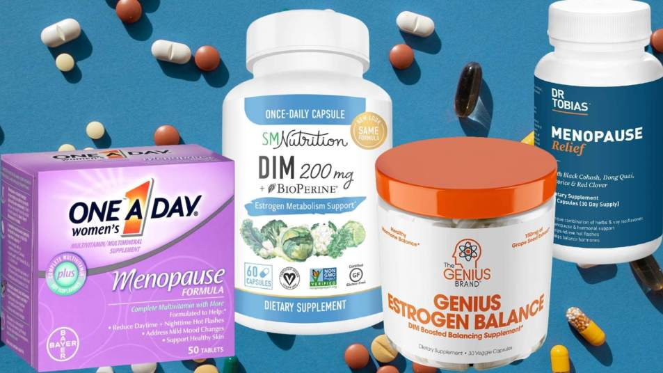 best menopause supplements