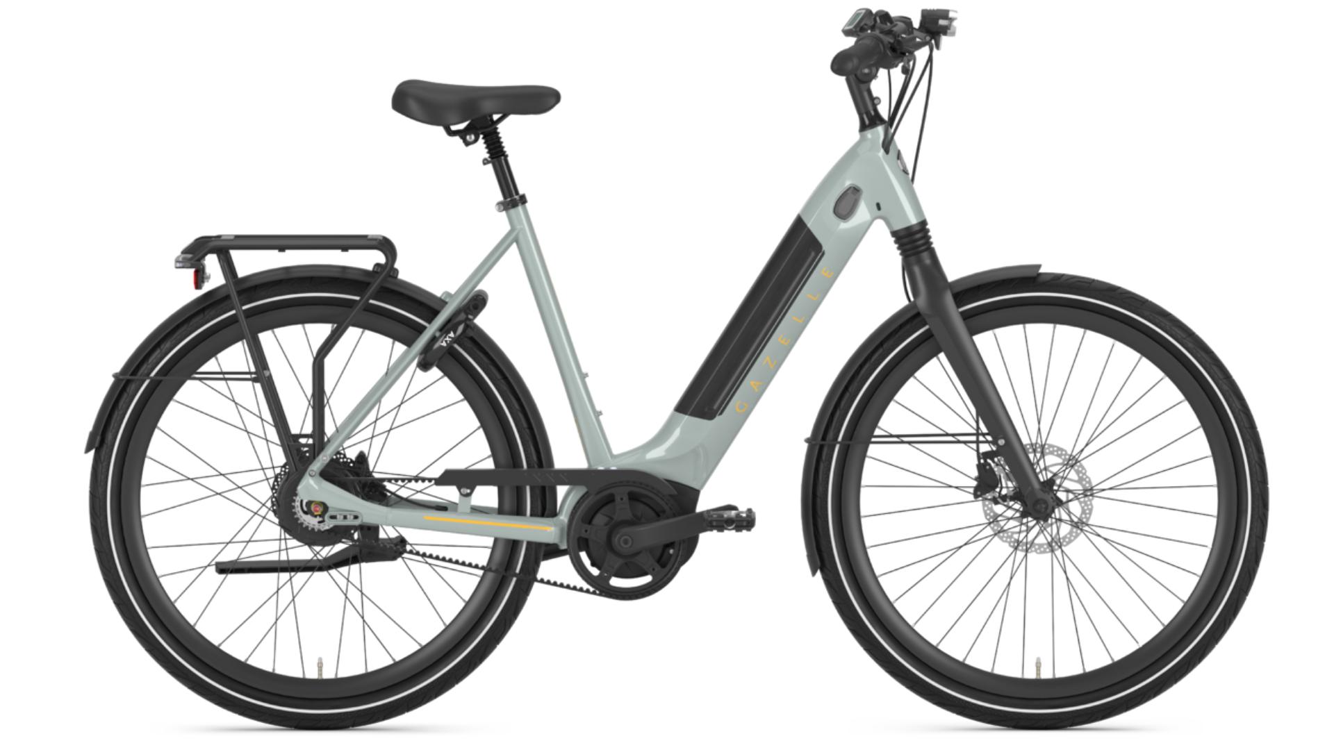 gazelle ultimate c380 electric bike for women