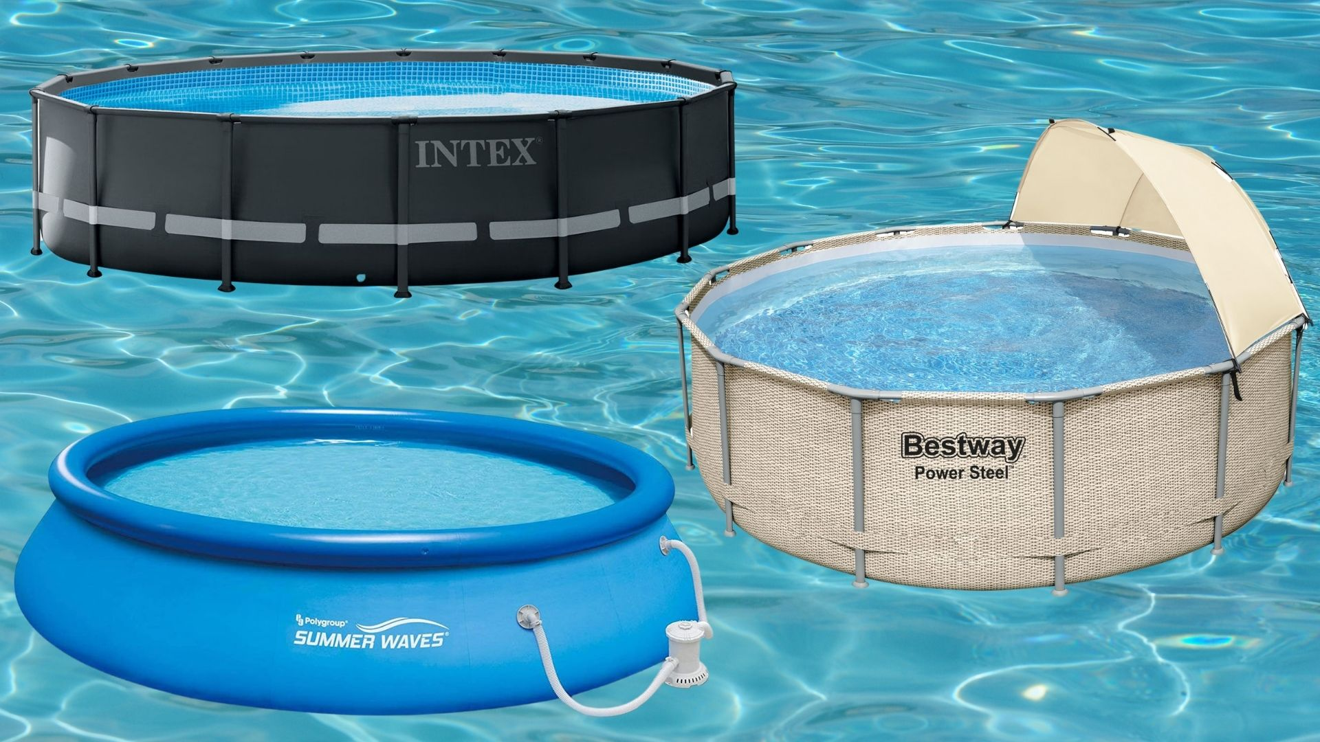 11 Best Above Ground Pools For S, What Is The Best Above Ground Oval Pool