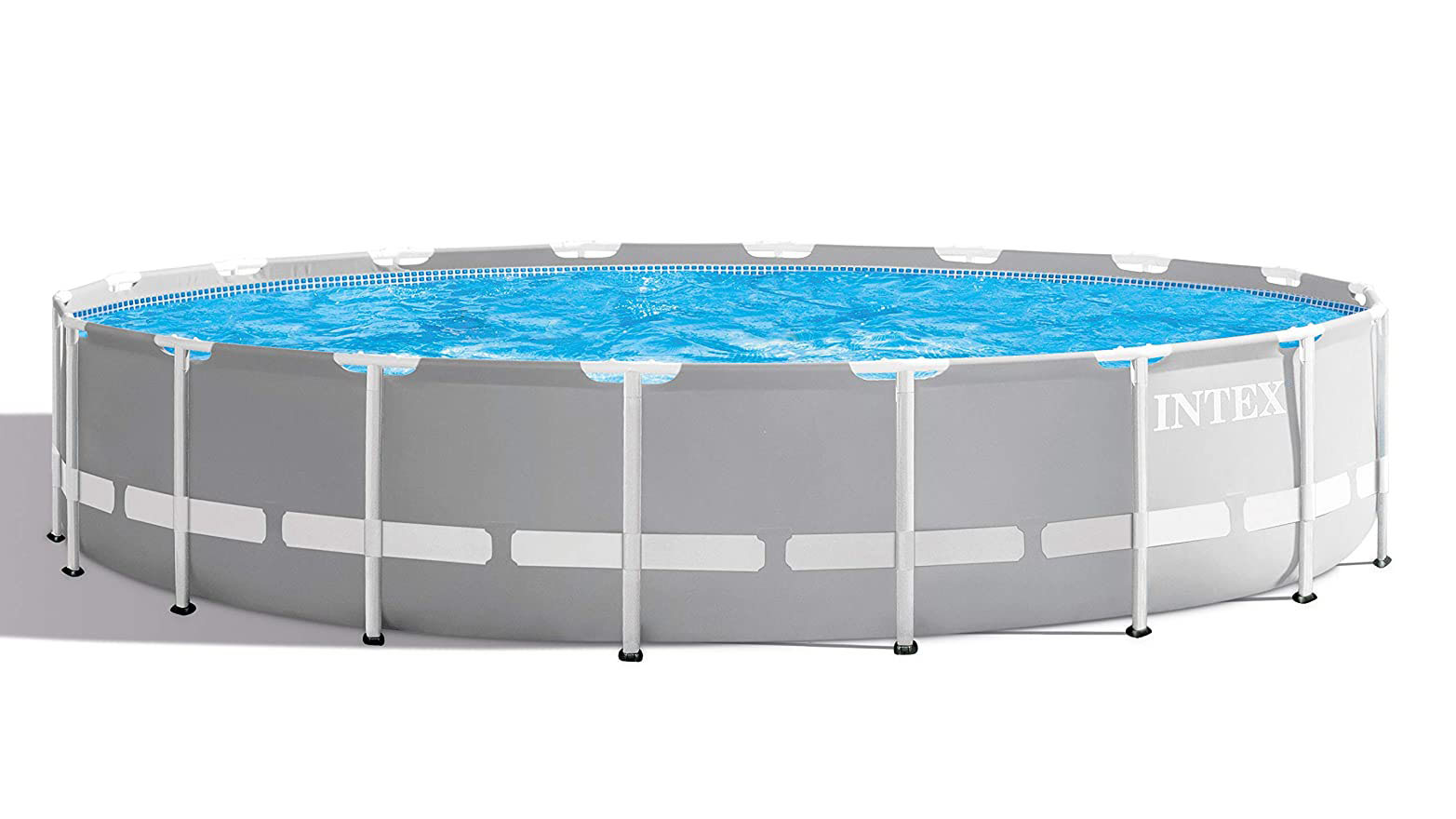 round intex above ground pool for adults