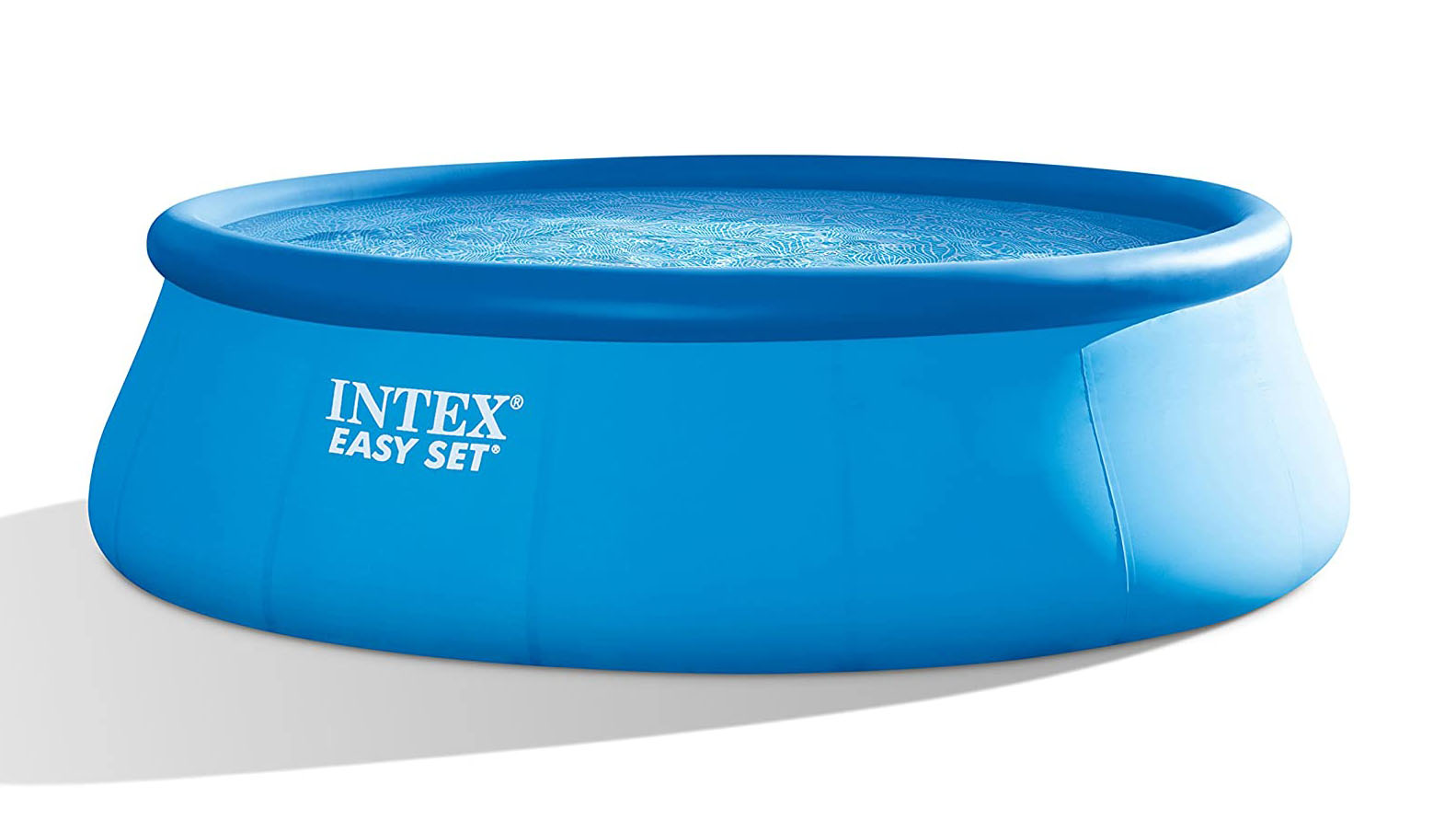 intex easy set above ground pool for adults