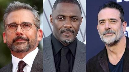 Steve Carell, Idris Elba, Jeffrey Dean Morgan