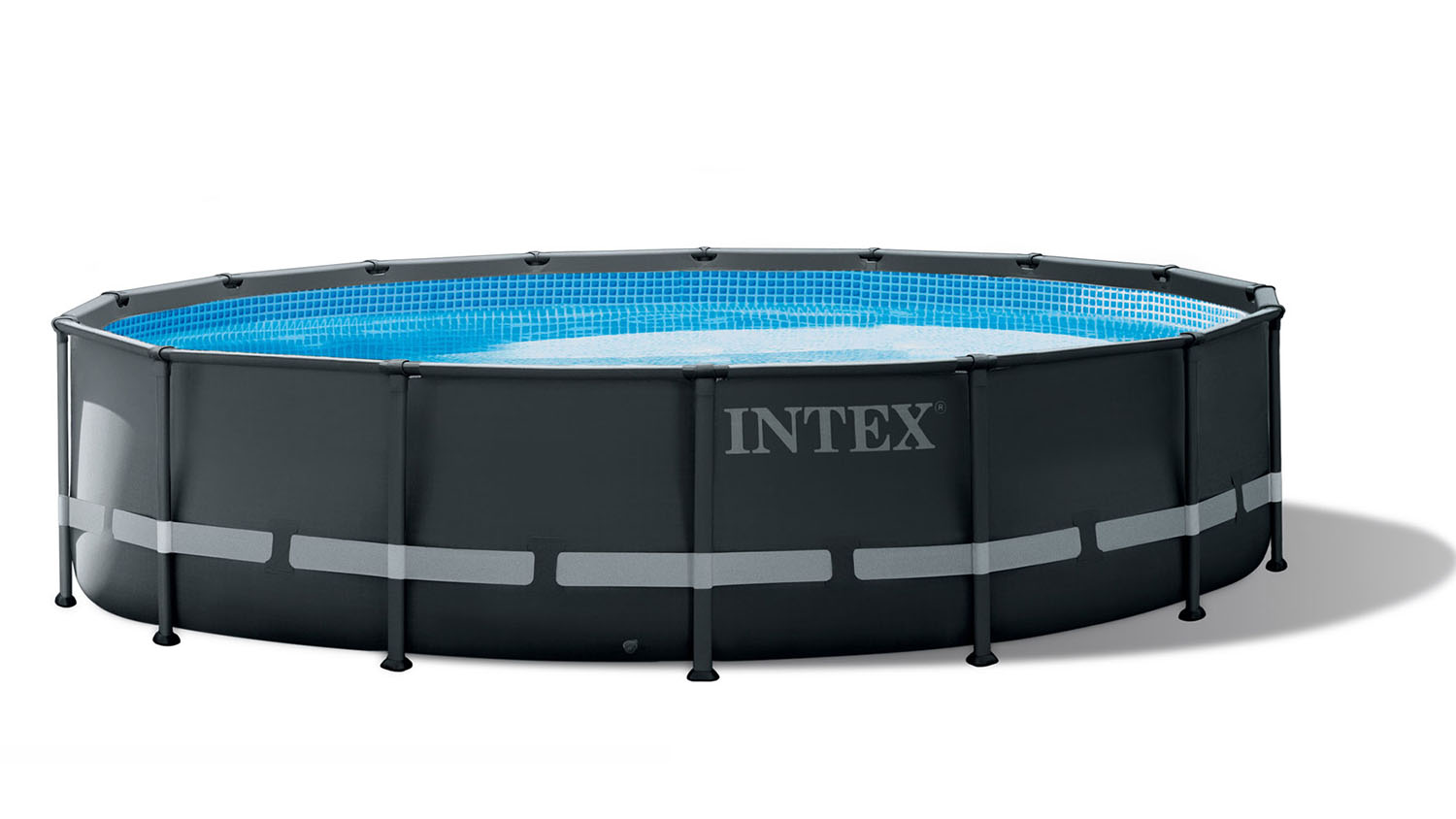 intex round above ground pool for adults