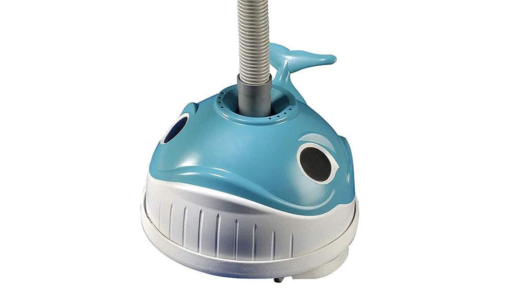 wanda the whale pool vacuum