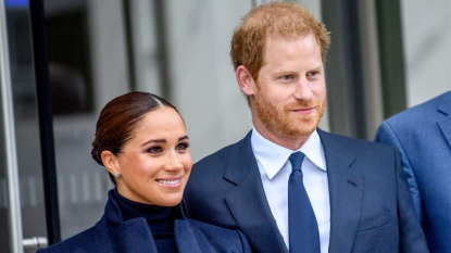 Harry and Meghan in NYC
