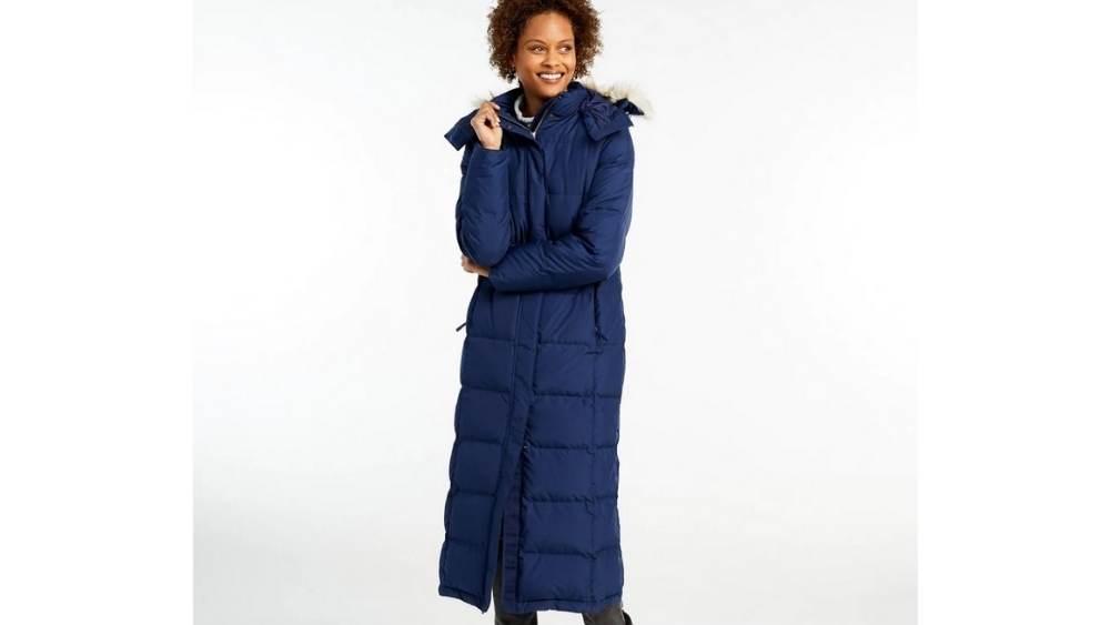 best long winter coats for women