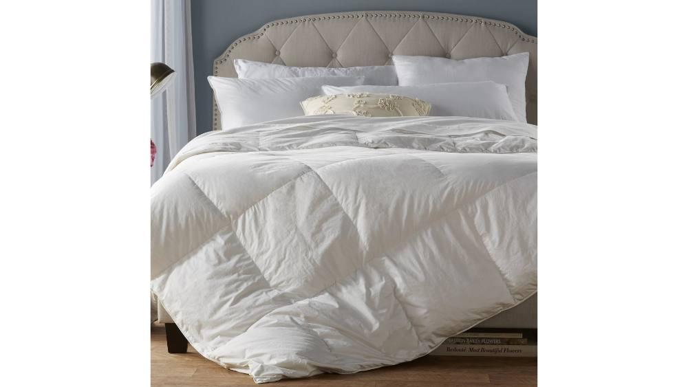 best down alternative comforters