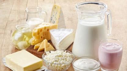 dairy calcium