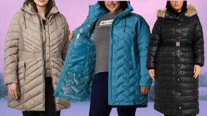 best plus size puffer coats for women