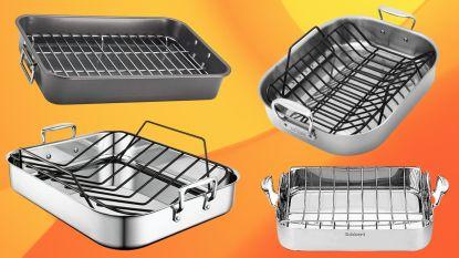 roasting pans with racks