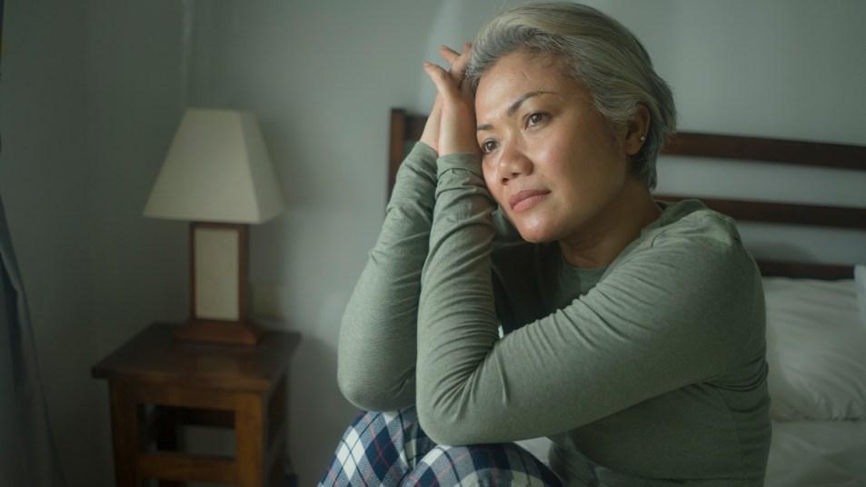 Woman Reflecting_Thinking