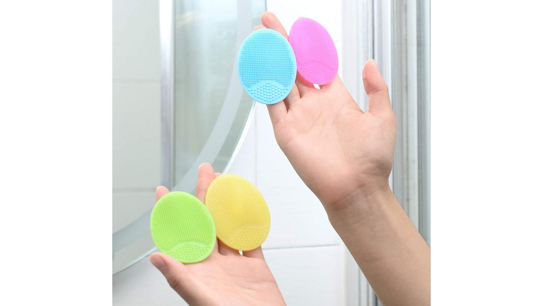 silicone scrubbers