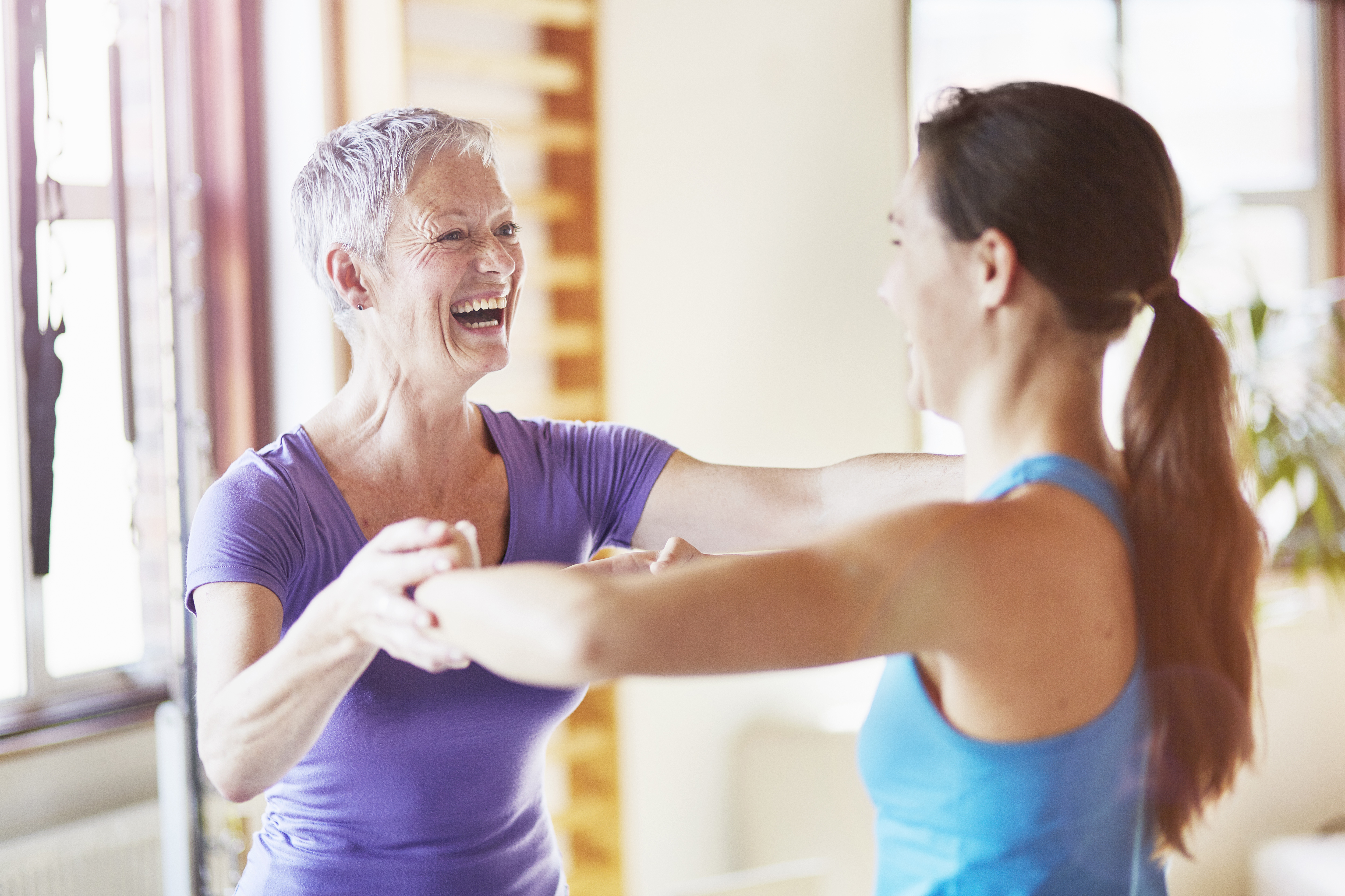 How Practicing Laughter Yoga Can Ease Your Chronic Pain