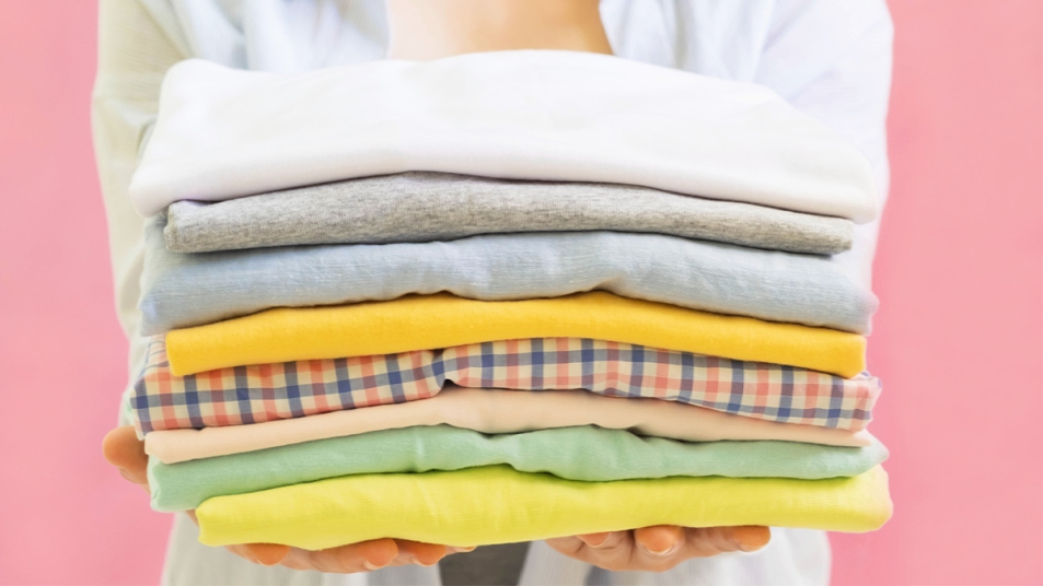Restore spring clothes mag image
