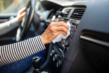 speed cleaning hacks for car