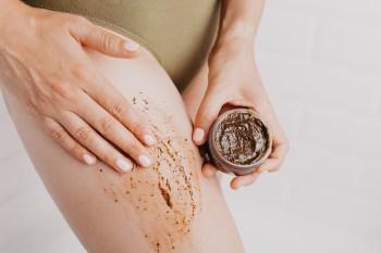 body scrubs for cellulite