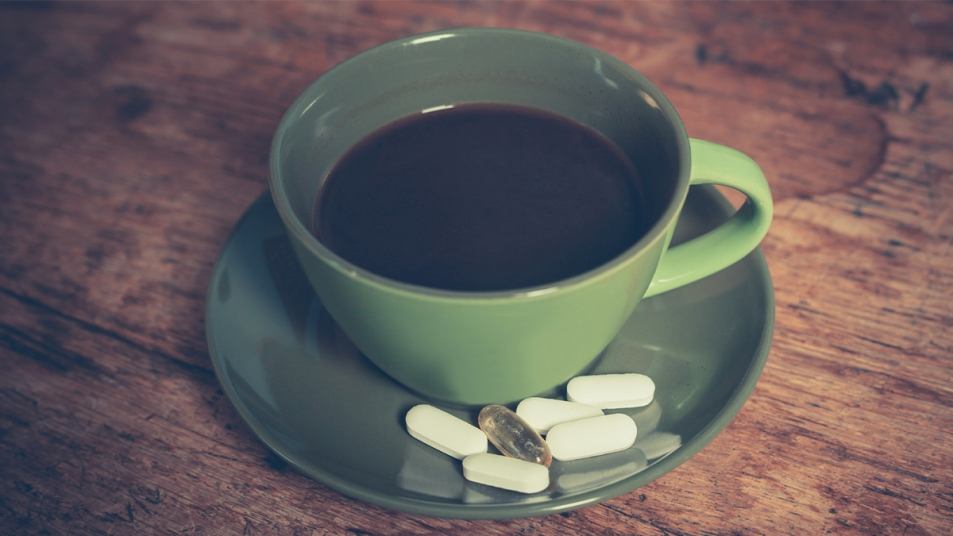Coffee and supplements