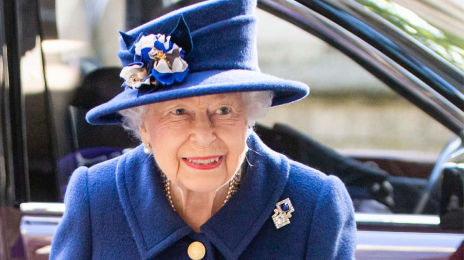 Queen Elizabeth cane featured image