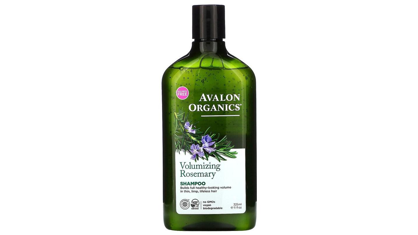 avalon organics shampoo