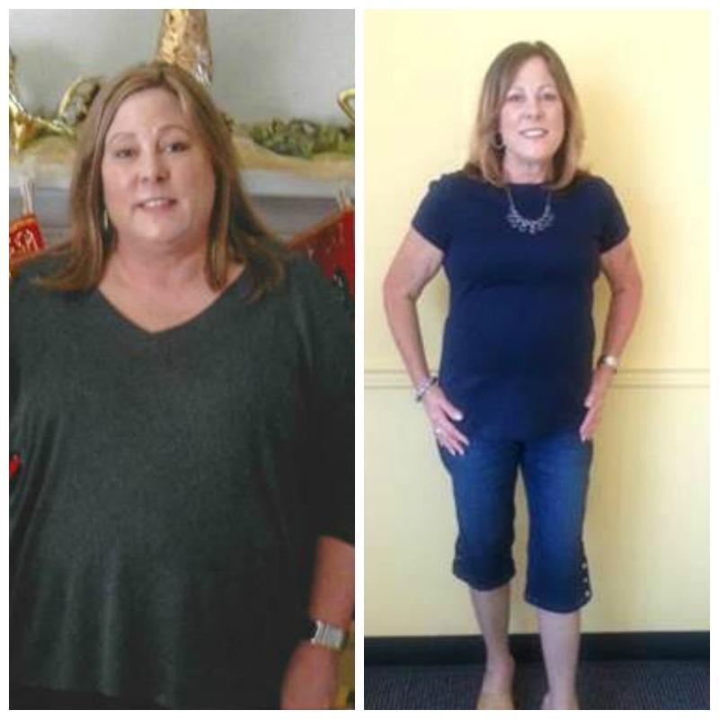 Susan Sweatt Before After Weight Loss