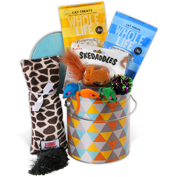 Gift Baskets Cat Lover's