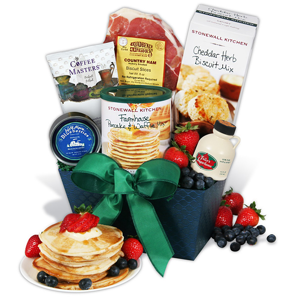 Gift Baskets New England Breakfast
