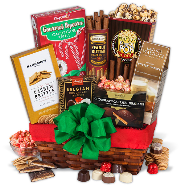 Gift Baskets Seasons Greetings