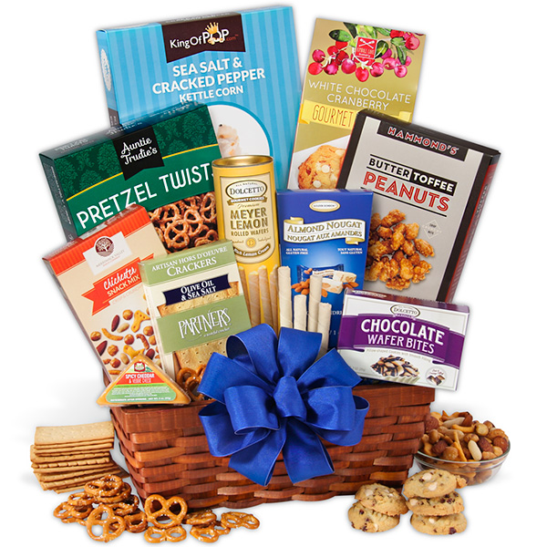 Gift Basket Snack Classic
