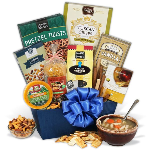 Gift Baskets Soup